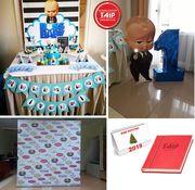 Виготовлення матеріалів для тематичних святкувань днія народження